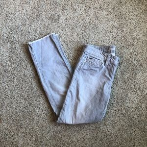 Joe's Jeans Gray W26 Rn#106214